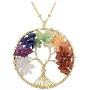 Jewelry - Tree of Life Wire Wrap